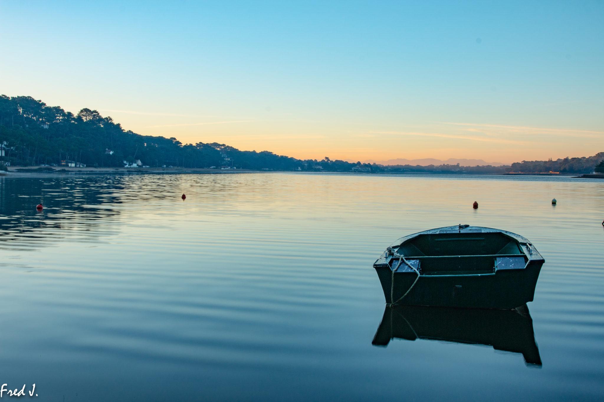 Lac-Hossegor-Barque_Lac