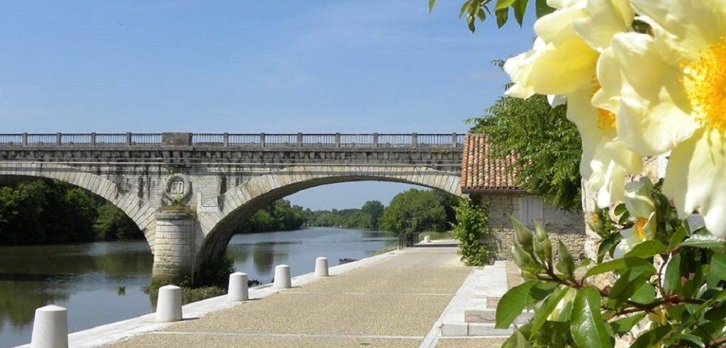 Saubusse- pont