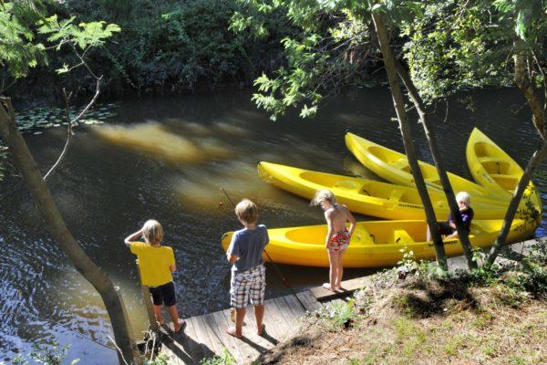 Canoeing / Kayaking
