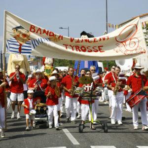 Ferias-Fêtes de Tyrosse- Bandas-