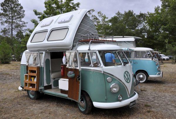 Camper Sites