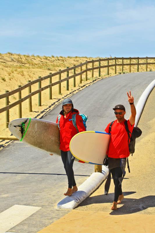 surf messanges landes